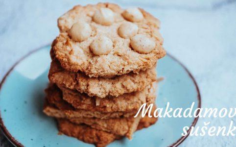 Makadamové sušenky