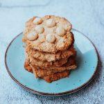 Sušenky z makadamových ořechů