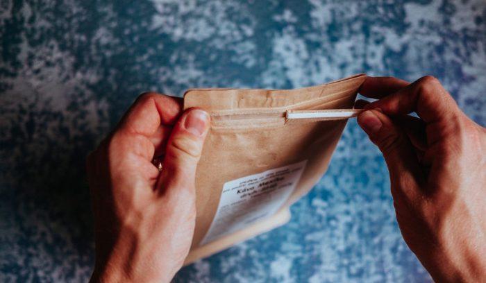 K výběrové kávě patří kvalitní opakovaně uzavíratelný obal