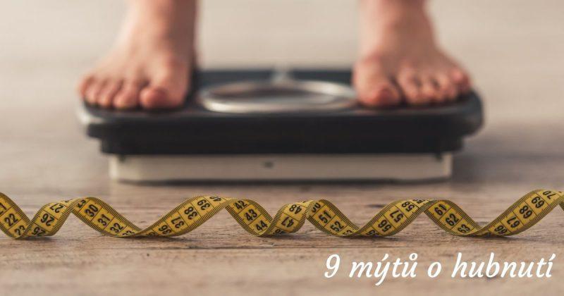 9 mýtů o hubnutí